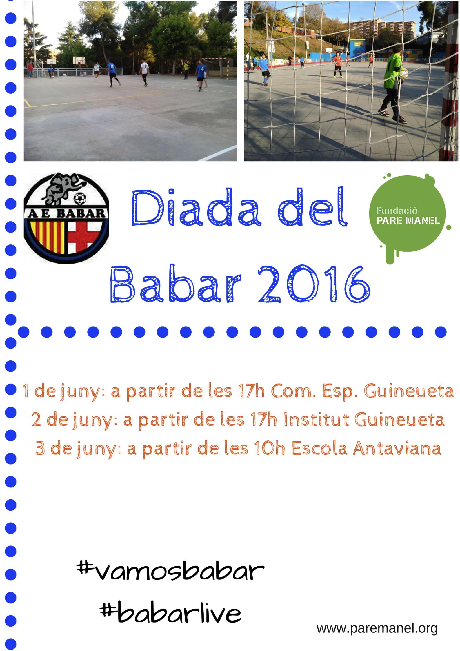 Diada del AE Babar 2016